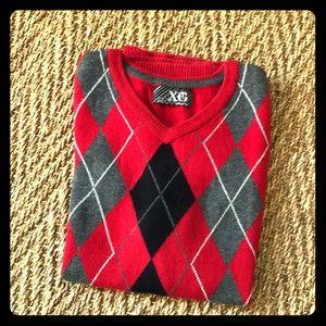 Boys vest, XG, size large.
